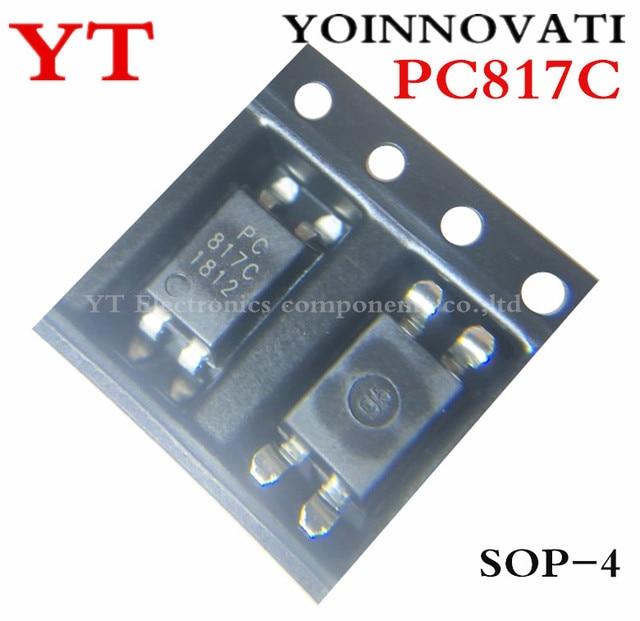 500pcs/lo PC817 PC817C EL817C sop IC Best quality