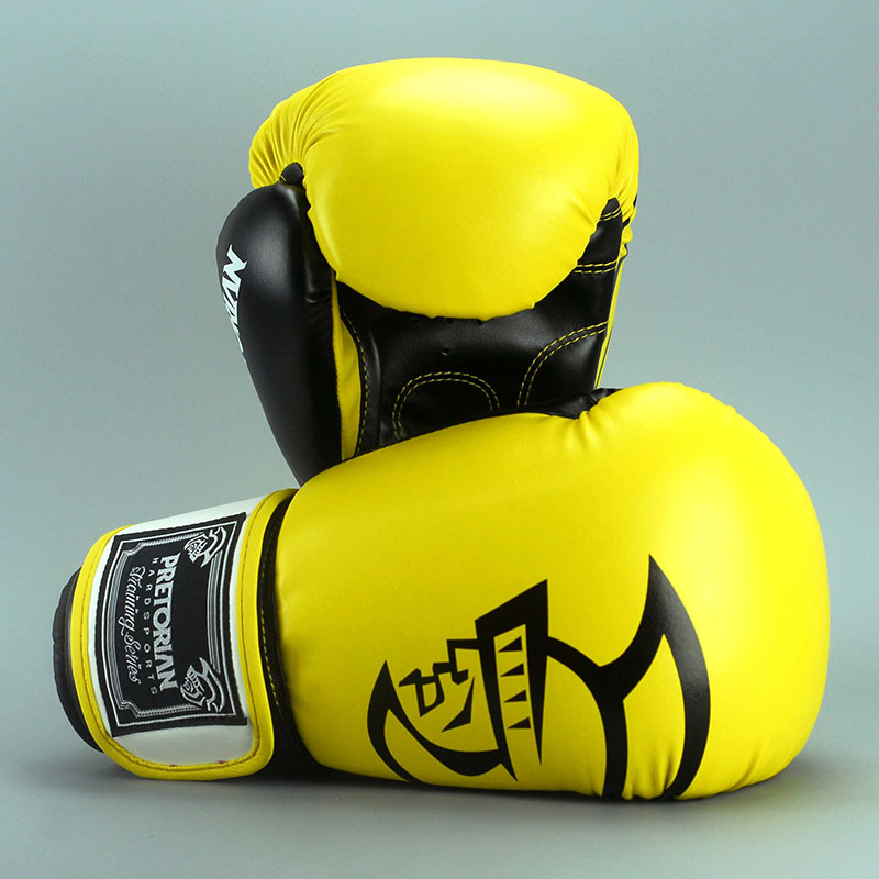 10/12/14 / 16oz Pretorian Grant бокс қолғаптары MMA - Спорттық киім мен керек-жарақтар - фото 2