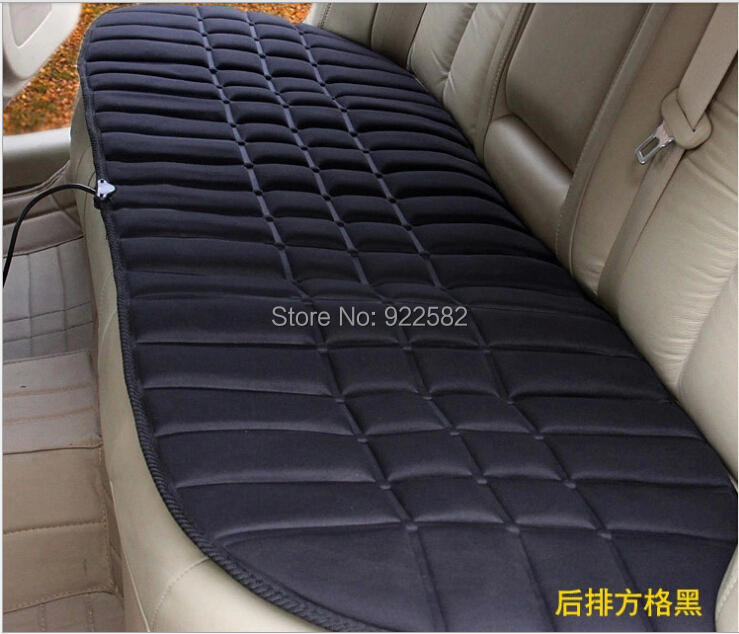 все цены на Interior Seat Covers warm seat heater back for all 12V car style universal electrcal heating for car with Cigarette Plug онлайн