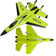 1pcs FX-820 SU-35 EPP Glider 290mm Wingspan 2.4G 2CH Remote