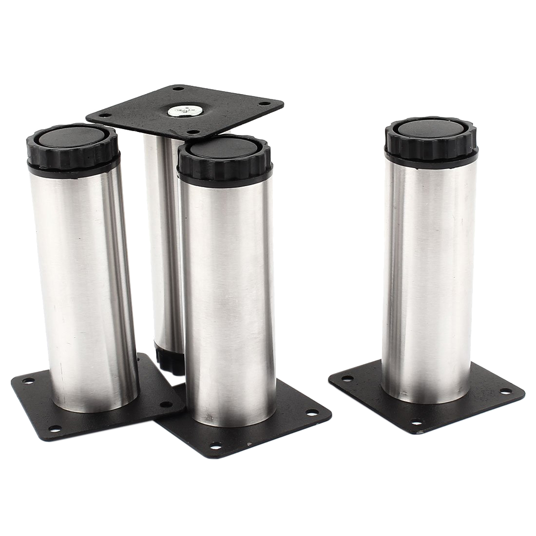 Adjustable Kitchen Cabinet Legs: Kitchen Cupboard Cylinder Adjustable Cabinet Legs Plinth