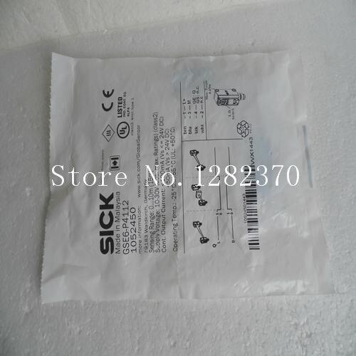 [SA] nouveau GSE6-P4112 original de commutateur de capteur malade de tache authentique-2 PCS/LOT[SA] nouveau GSE6-P4112 original de commutateur de capteur malade de tache authentique-2 PCS/LOT