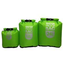 6L12L24L Waterproof Dry Bag Pack Sack Swimming Rafting Kayaking River Trekking Floating