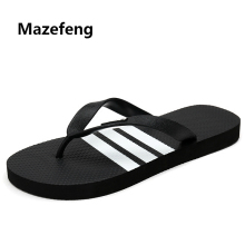 Mazefeng 2018 New Trend Summer Men Casual Slippers Outdoor Beach Male