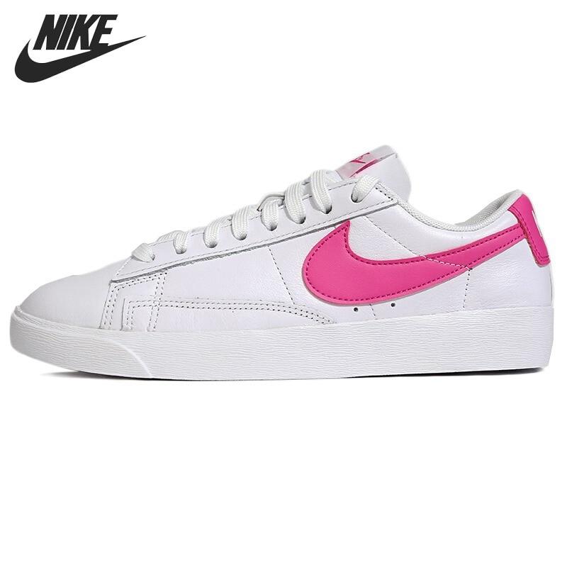 Original New Arrival NIKE BLAZER LOW LE Women's Skateboarding Shoes Sneakers
