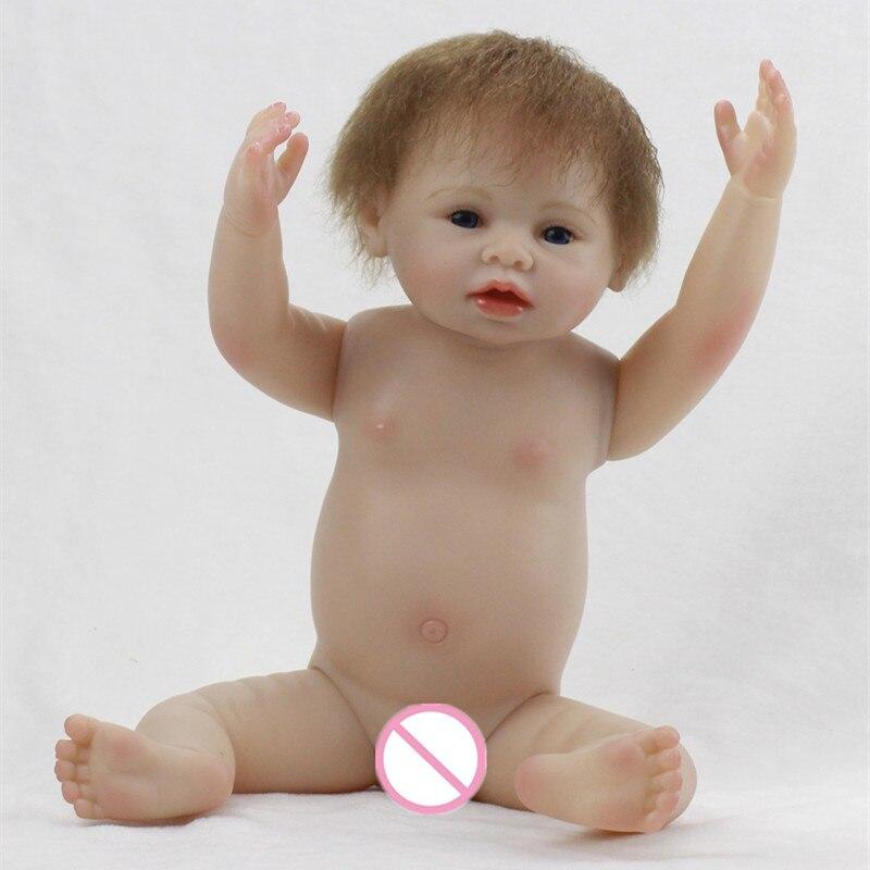 20 بوصة كامل الجسم سيليكون reborn baby boy دمية boneca بيبي reborn دمية bonecas juguetes brinquedos لعب لصبي الهدايا