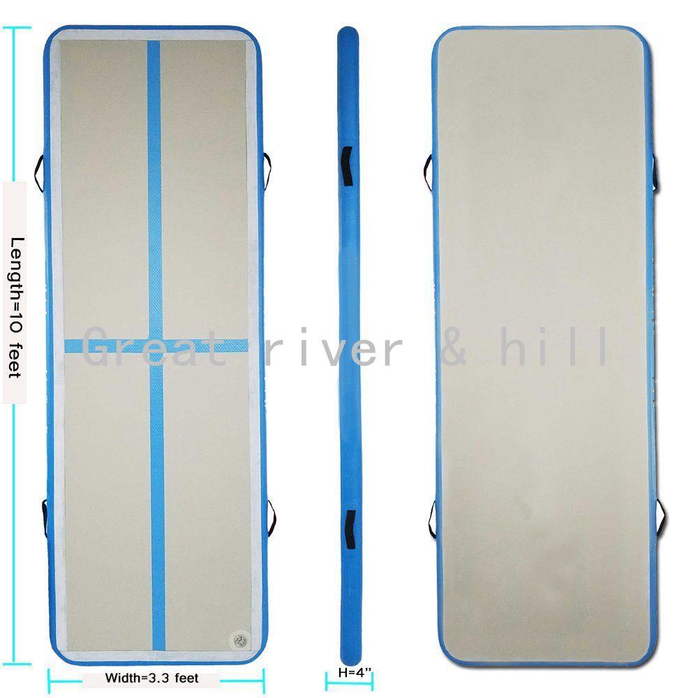 patriotic x folding product blue mats royal ag tumbling gymnastics red white mat
