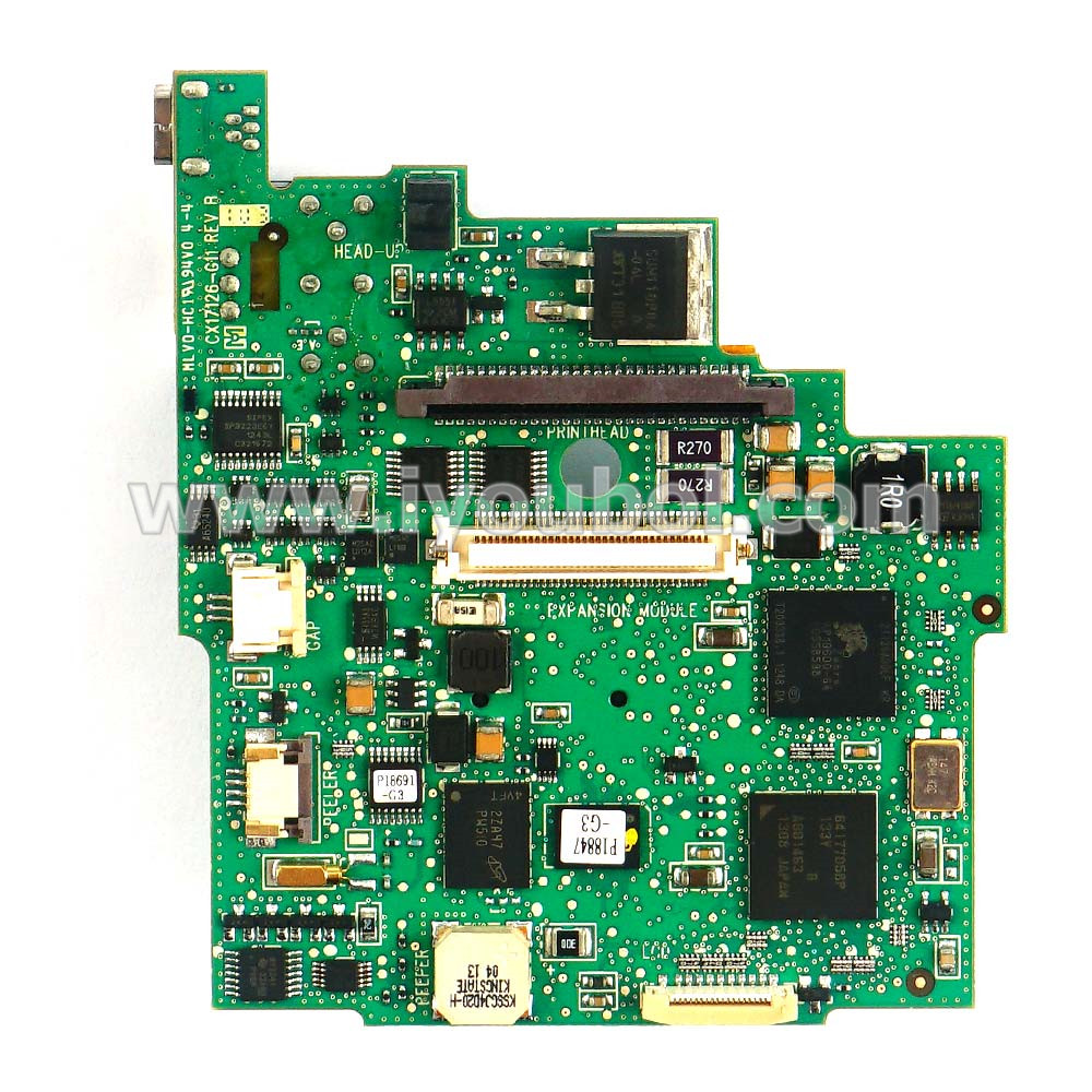 Motherboard Replacement for Zebra QL220 (Q2B)Motherboard Replacement for Zebra QL220 (Q2B)
