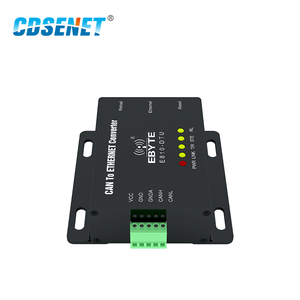 Image 5 - E810 DTU(CAN ETH) CAN Bus Ethernet Прозрачная передача Modbus протокальный последовательный порт беспроводной трансивер модем