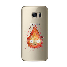 My Neighbor Totoro Soft Silicone Phone Case For Samsung Galaxy S6 S7 Edge S8 Plus A3 A5 A7 – Style 5