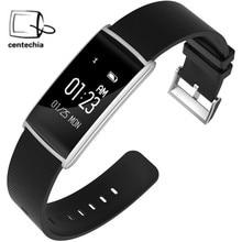 Новый SGN108 Смарт-часы измерять кровяное давление/сердечного ритма фитнес-трекер Smart Браслет smartwatch для Android IOS Смарт Браслет