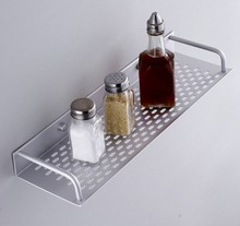 Aluminum tray multi-purpose shelf space aluminum kitchen toilet bathroom pendant