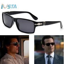 IVSTA Driving Sunglasses Men Polarized Mission Impossible4 Tom Cruise James Bond Superstar Brand Designer Googles