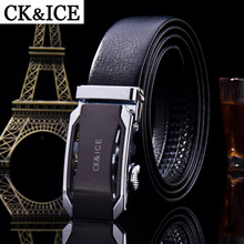 NEW Design Crocodile logo Fashion 100% Leather Belt Crocodile Buckle Belt For MEn And WomEn Luxury Belt Men Waistband Girdle