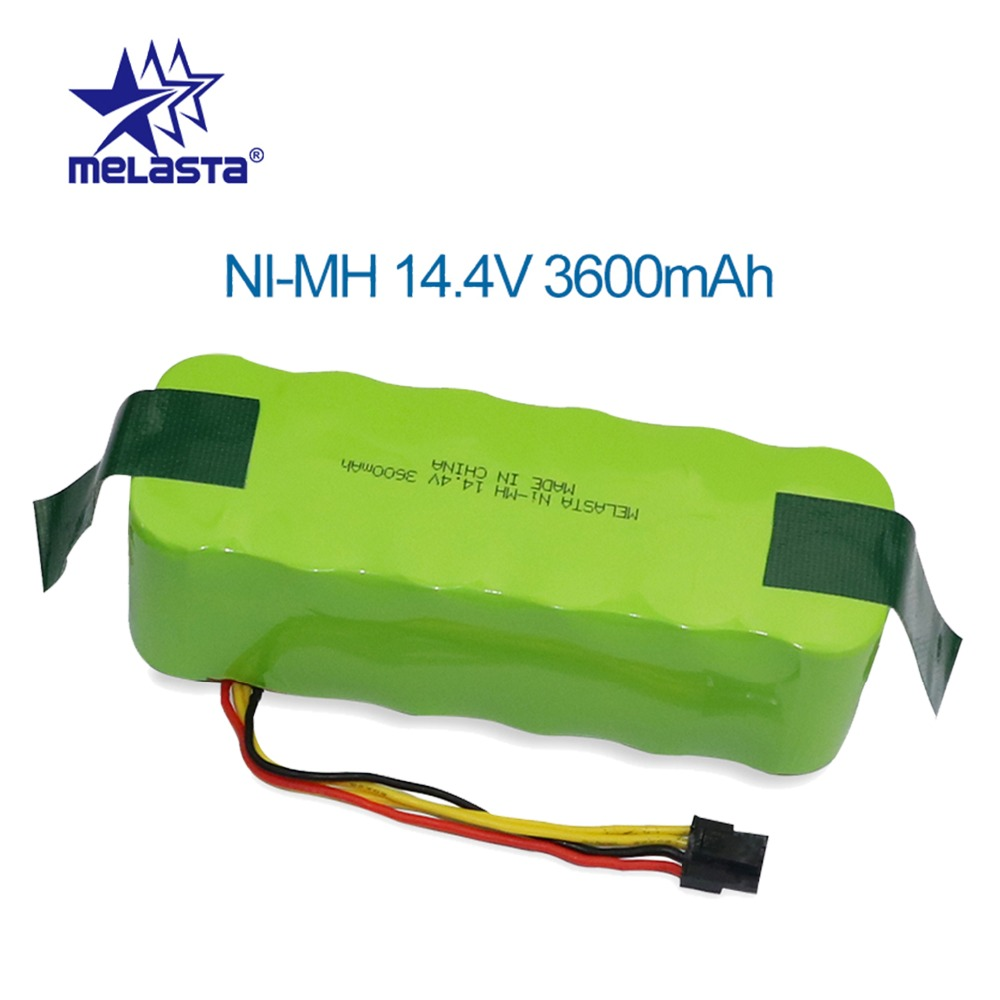 Ni-mh 14.4v 3500mah For Panda X500 X600 X850 High Quality Battery For Ecovacs Mirror Cr120 Vacuum Cleaner Dibea X500 X580 Home Appliances
