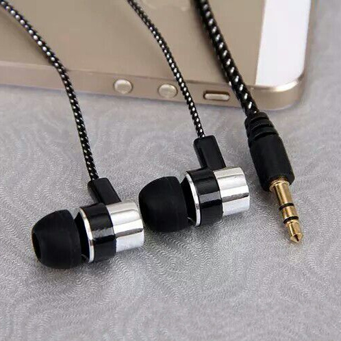 KaRue Headset In Ear Earbuds Earphone For Mobile Phone Android Xiaomi Samsung