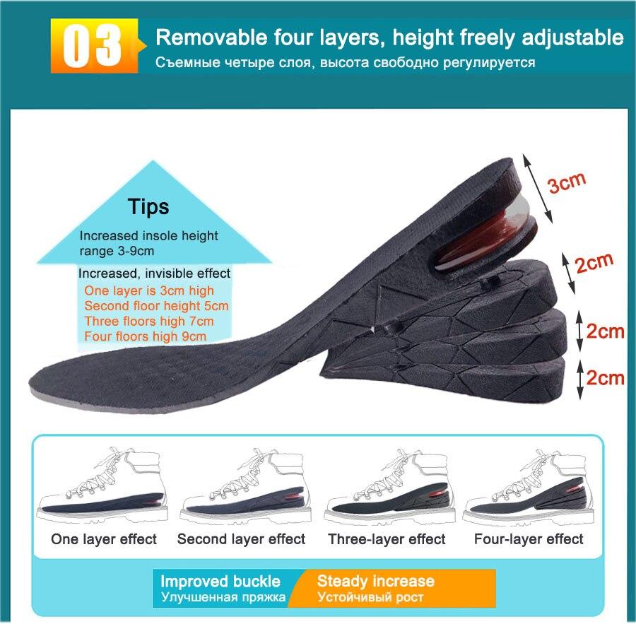 Increase Height 1cm insolex B3