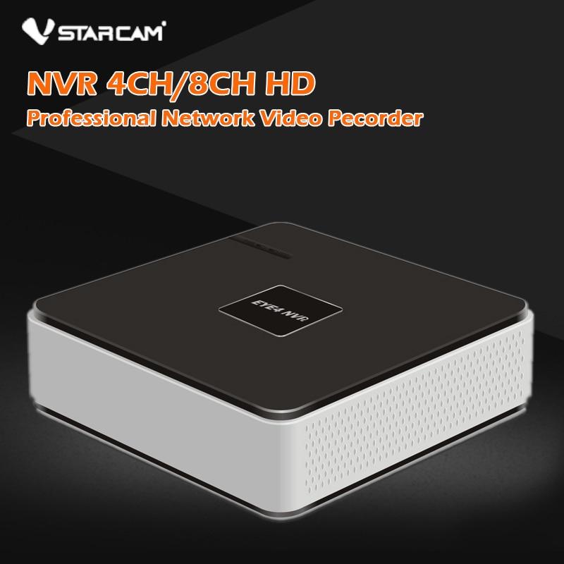 VStarcam N400 Eye4 NVR 4CH Network Video Onvif Cloud Storage Support Vstarcam IP Camera HDMI Output Interface Cloud Storage