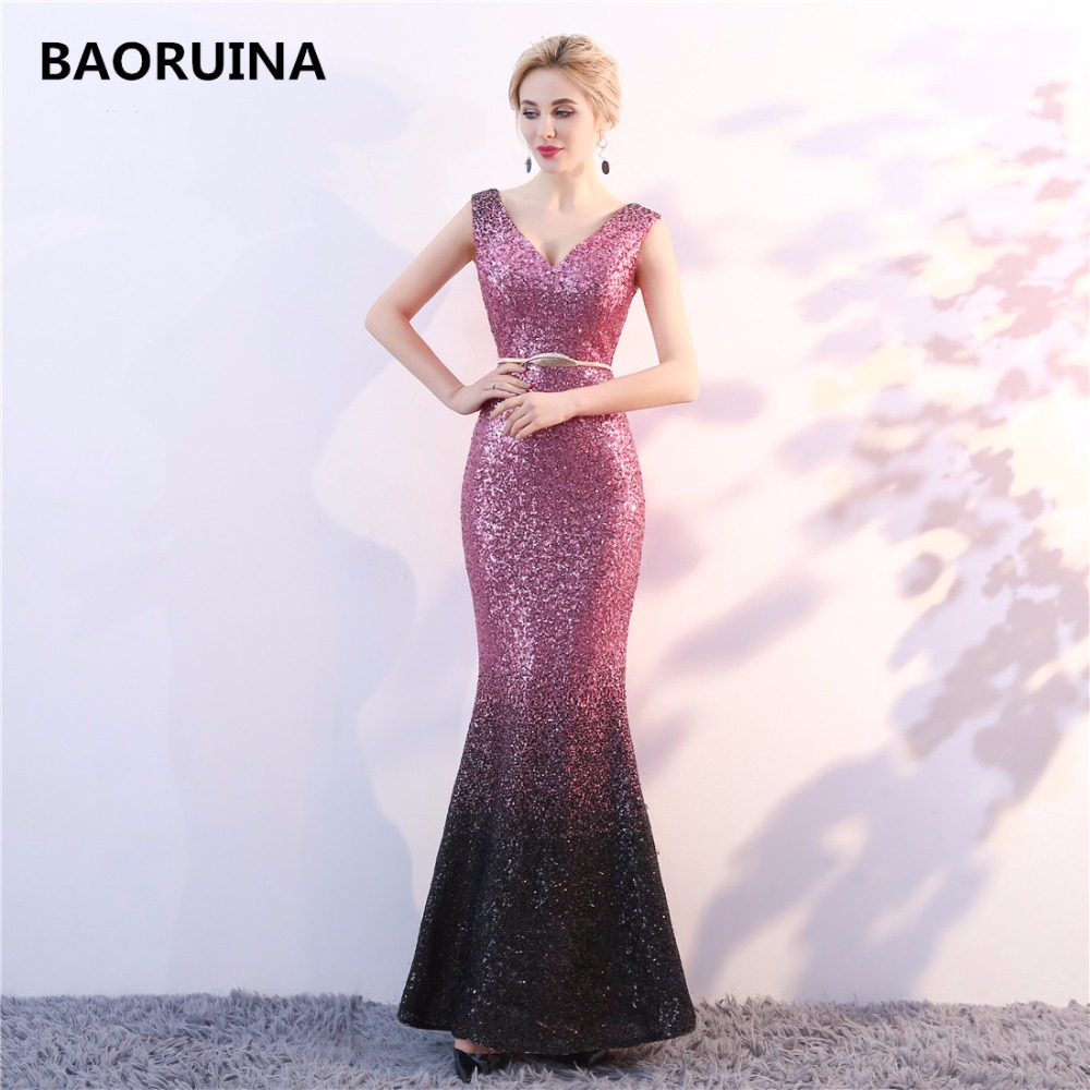 kvällsklänningar rosa ärmlös scoop 2018 NYHET golvlängd - Särskilda tillfällen klänningar