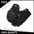 2016 The Latest  Armed Leather Mesh Gloves  Knight Gloves Gants Moto Luvas de Moto Guantes de moto Motorcycle Riding Gloves