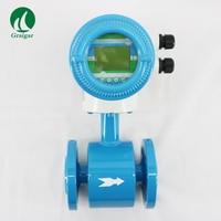 DN25MM Electromagnetic Flowmeter Liquid Flow Meter Measurement DN10~DN600 Flow Meters Tools -