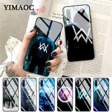 YIMAOC alan walker faded Glass Case for Xiaomi Redmi 4X 6A note 5 6 7 Pro Mi 8 9 Lite A1 A2 F1 govenar alan art for life page 7