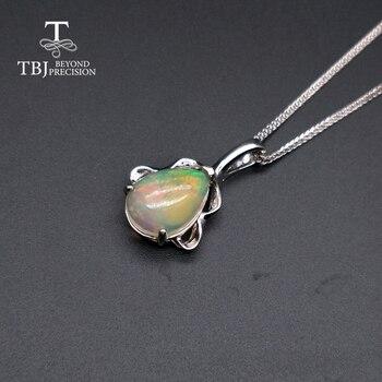 7255dd5a94d6 2019 nuevo sector Original hoja cristales de Swarovski Opal gargantilla  ropa collares 925 joyería para mujer fiesta de navidad