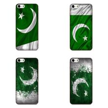 Pakistan Flag Soft Phone Cover Case Coque For Galaxy Alpha Core Note 2 3 4 S2 A10 A20 A20E A30 A40 A50 A60 A70 M10 M20 M30