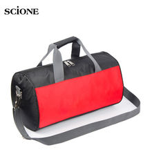A++ Quality Nylon Sport Bag Training Gym Bag Men Woman Fitness Bags Durable Multifunction Handbag Outdoor Sporting Tote  XA216WA