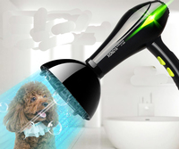 High power pet dryer mute dog hair dryer golden Teddy special drying machine household bath products