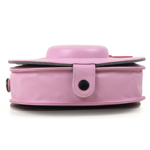 Image 5 - Voor Fujifilm Instax Mini Hello Kitty Instant Film Foto Camera Roze Draagtas Pu Leather Bag Case Cover Met Schouderband