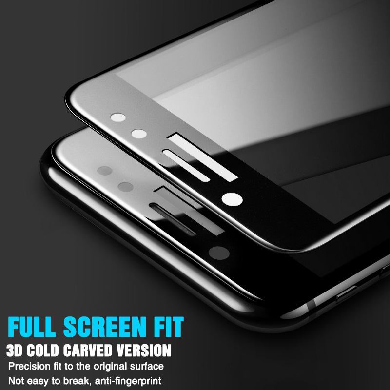 Image 4 - 15D Full coverage Tempered Glass For Samsung Galaxy J3 J5 J7 2017 2016 J4 J6 Plus 2018 on J5 J6 2017 pro Screen Protector Glass-in Phone Screen Protectors from Cellphones & Telecommunications