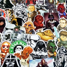 Star Wars Stickers Set