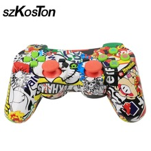 Bluetooth Wireless Game Controller Wireless Joystick 2.4G Gamepad For PS3 Controller For Playstation 3 Video Games 5 Colors