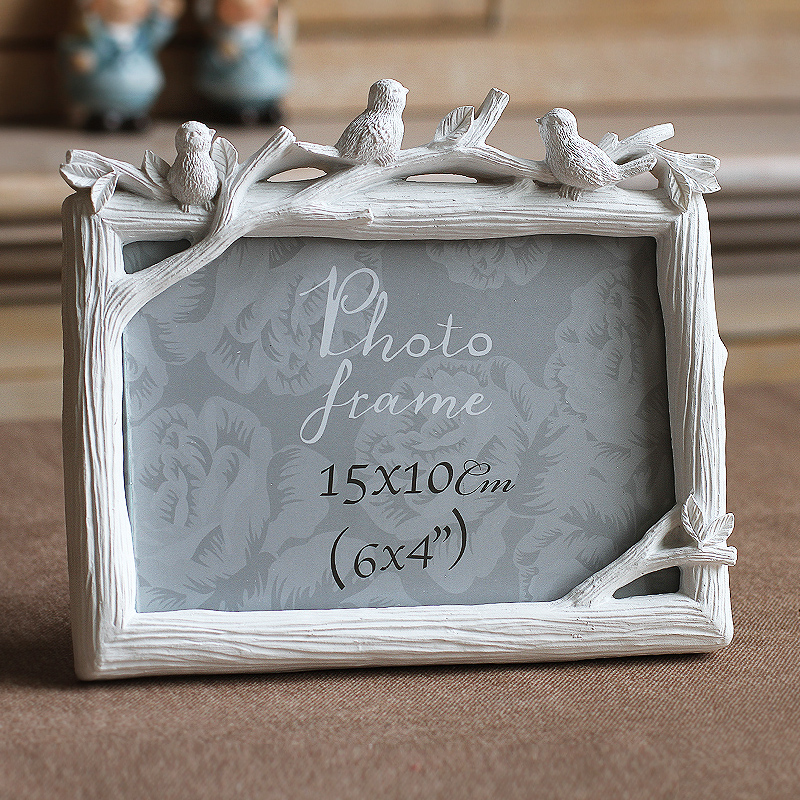 Popular Creative Photo Frame Resin Picture Frame Europe