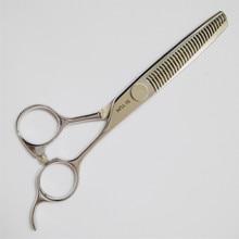 SiYun brand of 6.0inch 440c materials sword blade matches thinning type hair scissors