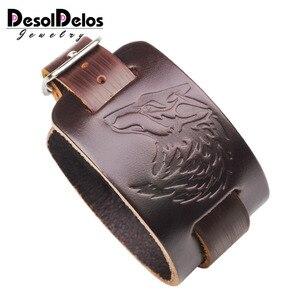 Vintage Genuine Leather Watch