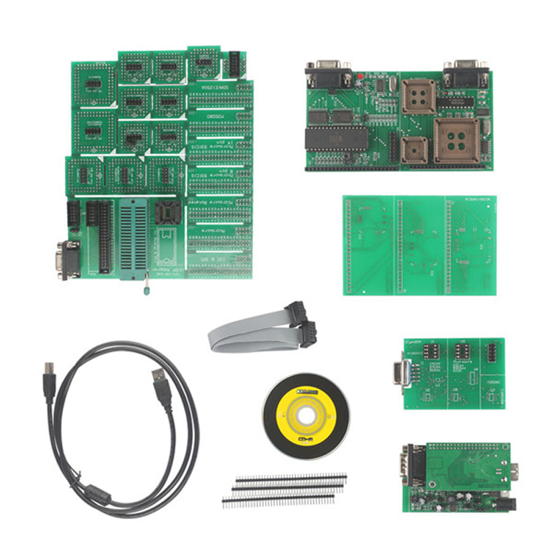 2016 New UPA USB V1.3.0.14 With Full Adaptors ECU Chip Tunning  by DHL Free Shipping