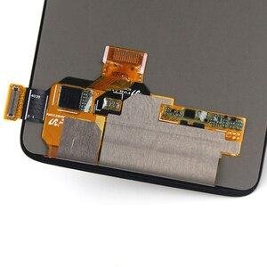 Image 5 - Per Oneplus 6 Sei Display LCD Con Touch Assemblea di Schermo di Ricambio Con Frame Per Oneplus 6 Sei LCD 1 + con Gli Strumenti