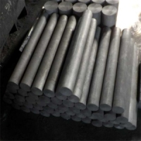 Dia60x300mm High Pure Carbon Graphite Rod