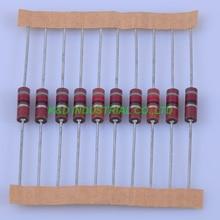 10pcs Carbon Composition vintage Resistor 0.5W 82R 0.33ohm 5 % 500pcs 2512 82r 82r ohm 5% smd thick film chip resistor