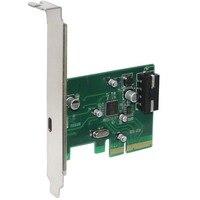 Desktop USB 3.1 Type C port PCI e Controller Card PCI Express 4x to USB3.1 Type C Converter Adapter