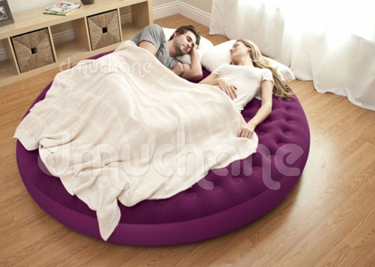 Buy intex inflatable furniture daybed for Double bed and sofa set