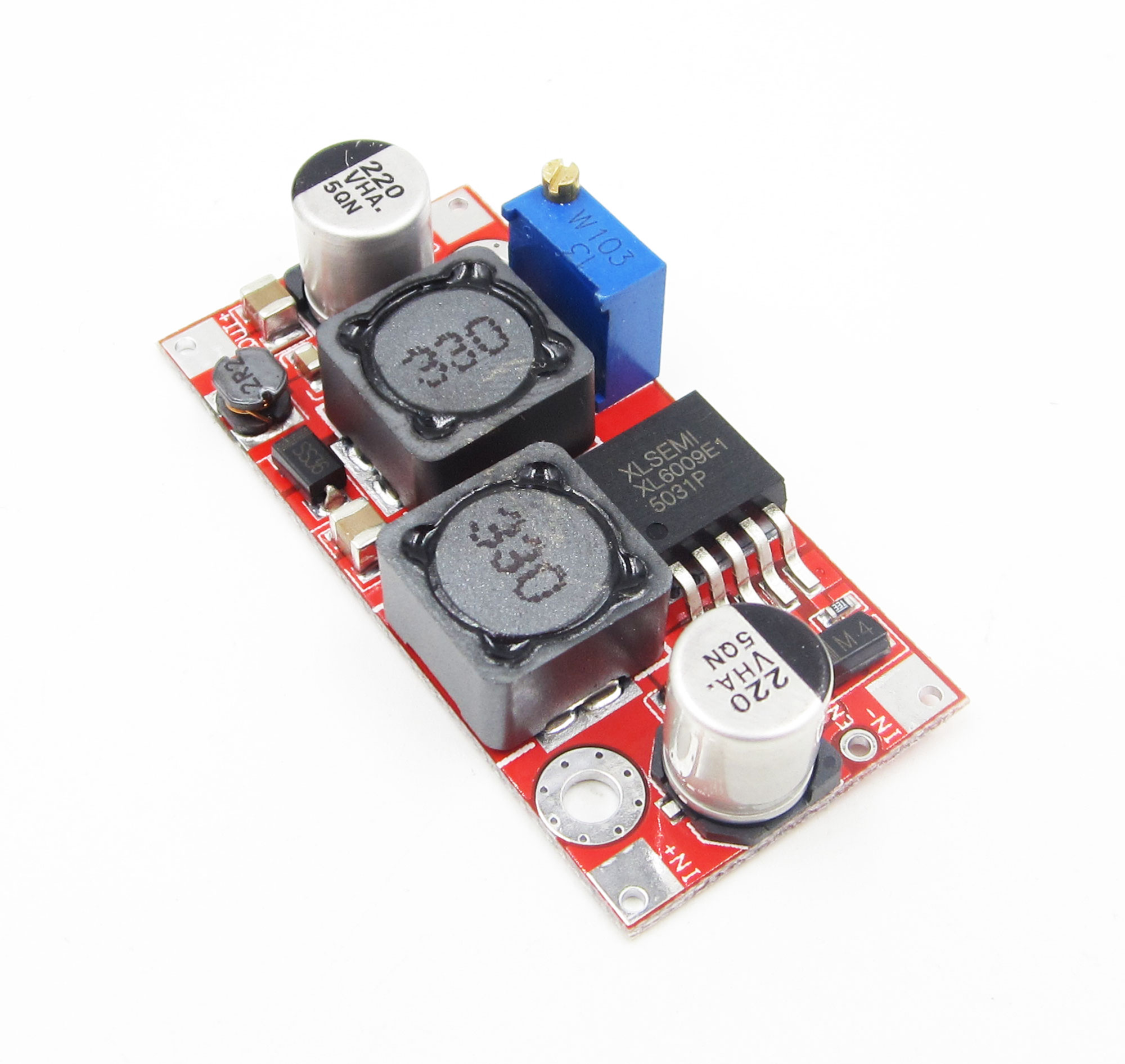 Dc Boo Buck Adjuable Ep Up Down Converter Xl6009 Module Solar Switching Regulators Using Lm 2575 And 2577 Voltage In Home Automation Modules From Consumer Electronics On Alibaba