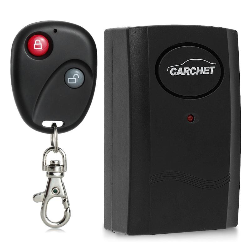Carchet Alarm For Motorcycle Motorbike Scooter Anti-theft Alarm Security System Universal Wireless Remote 120db Shipping From De #2