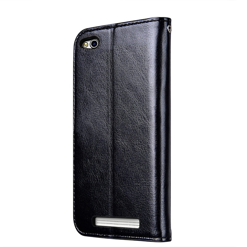 Business Case For Xiaomi Redmi 4A Cases Cover Flip Wallet Conque Case 5.0 Inch For Xiaomi Redmi 4A Cases Leather TOMKAS  (13)