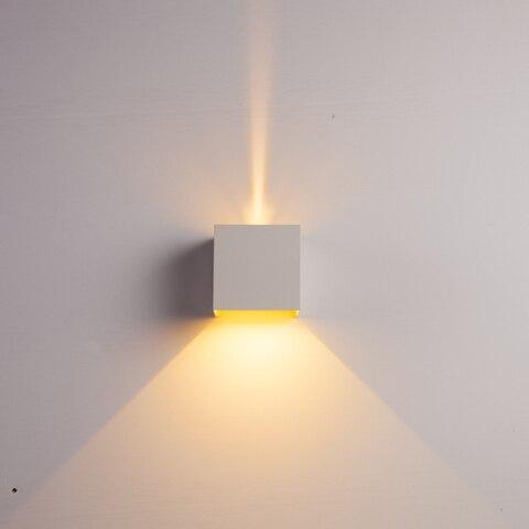 a prova d agua 12 w levou parede lampada frio quente branco azul verde vermelho