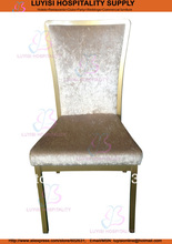Stackabe banquet chair LYS6011,5pcs/stack,600pcs/40HQ,comfortable seat/back,fully assembled