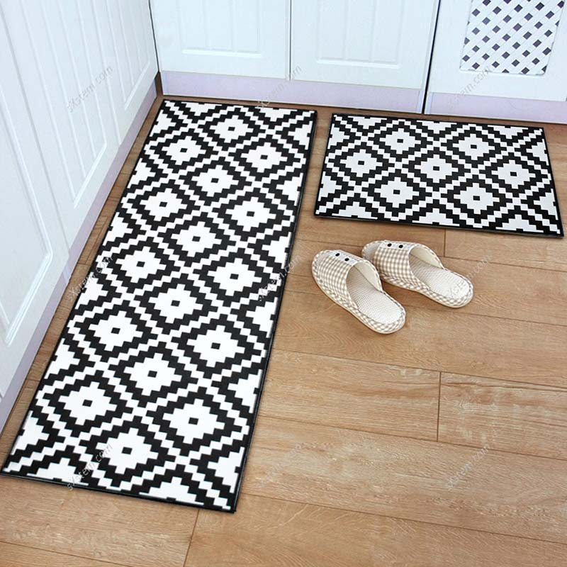 yazi 4 gr e k che matte anti slip fu matte f r eingang absorbieren wasser k che teppiche. Black Bedroom Furniture Sets. Home Design Ideas