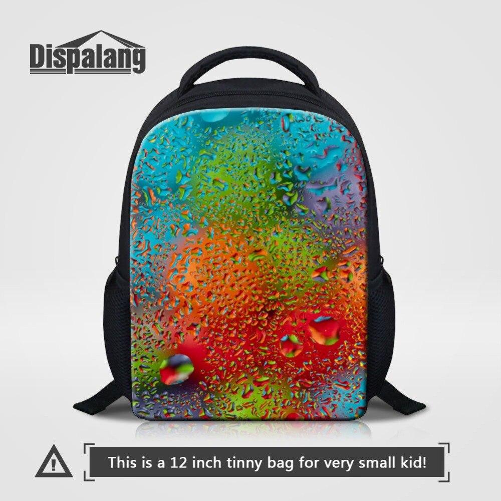 Kids & Baby's Bags Luggage & Bags Forudesigns School Bags For Baby Girls Boys Novelty I Love Dollar Printed Satchel Mini Kids Bookbags Schoolbag Preschool Student